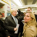 Boris Johnson, Mayor of London�Yangchen Lin