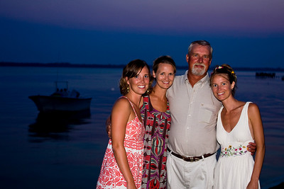 Mandy Dad and 2 sisters