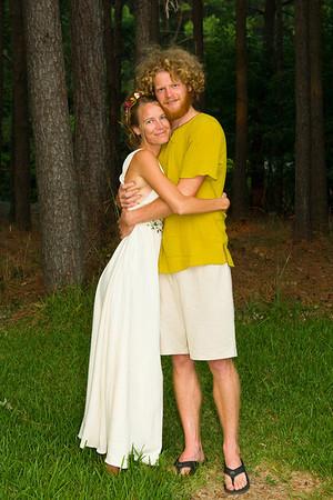 Benny and Mandy Wedding
