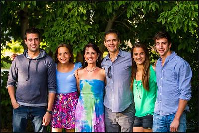 James and Joan O'Keefe Familyl