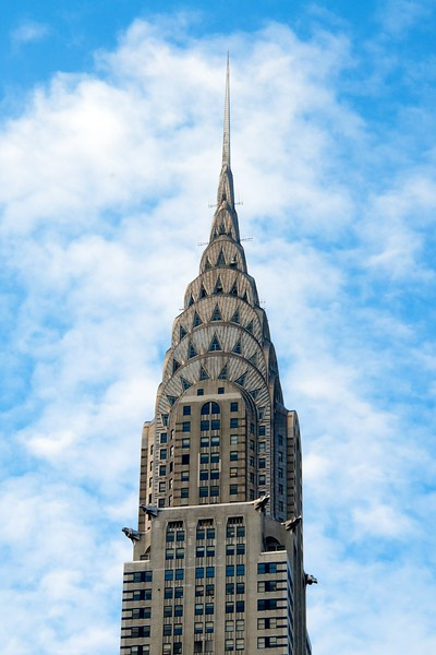 Day 261 -NYC photo bucket list complete.  My favorite building in New York.  Tomorrow is freebie.  Hopefully it will be something good.