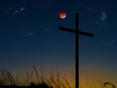 Easter Blood Moon Eclipse