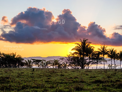 Osa Peninsula Sunrise