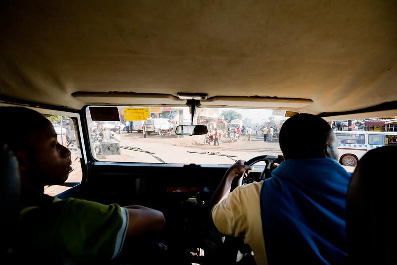 """Uganda<br><span style=""""font-size:75%"""">©Yangchen Lin</span>"""
