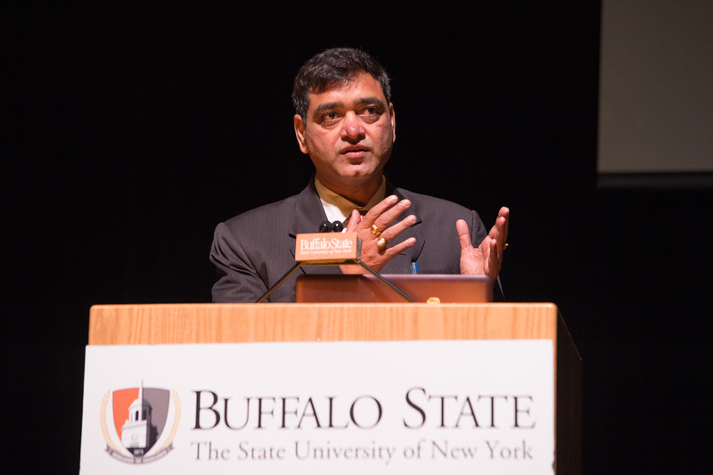 Human Trafficking Conference at Buffalo State College.