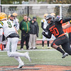 Homecoming football game vs. SUNY Brockport at Buffalo State College.