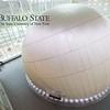 New Whitworth Ferguson Planetarium at SUNY Buffalo State College.