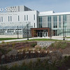 Science and Mathematics Complex (SAMC) at SUNY Buffalo State College.