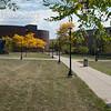 Upton/SAMC Quad at SUNY Buffalo State College.