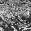 1960 aerial photo of Buffalo State College campus.