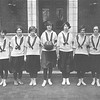 1924 Womens' Basketball team at the Normal School (Buffalo State College).