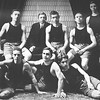 1912 Mens' Basketball team at the Normal School (Buffalo State College).