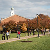 Fall campus scenic at SUNY Buffalo State College.