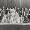 1916 Cast of The Merchant of Venice at SUNY Buffalo State College.