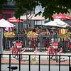 Allen Town street scene in Buffalo, New York.