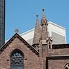 Church in downtown Buffalo, New York.