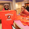 Open House at Buffalo State College.