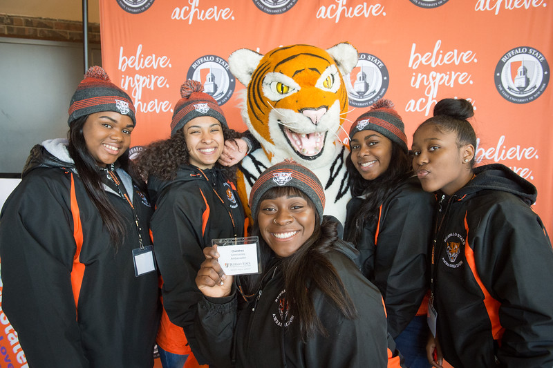 Fall Open House at SUNY Buffalo State College.