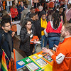 Spring Admissions Open House at Buffalo State College.