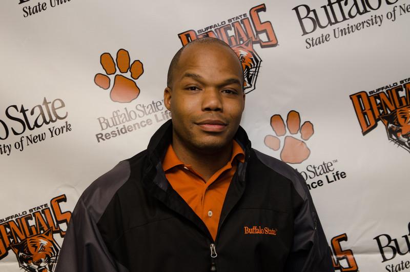 Eric Jackson Complex Director of Moore Complex