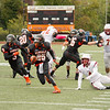 Homecoming football game vs. St. John Fisher at SUNY Buffalo State.