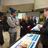 Open SUNY poster session at SUNY Buffalo State.