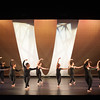 "Student dance concert ""Blue Prints"" at SUNY Buffalo State."