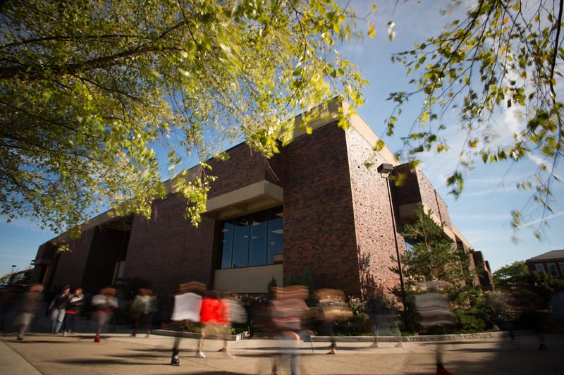E.H. Butler Library at SUNY Buffalo State.