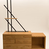 Credenza created by Wood Design student Adam Ianni at Buffalo State College.