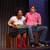 """Student theater production of the musical """"Footloose"""" at SUNY Buffalo State."""