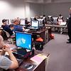 Orientation program for veterans attending Buffalo State.
