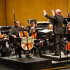 World premier performance of a commission for cello and orchestra composed by Buffalo's Christopher Rogerson. Composition was performed during the Philharmonia concert at SUNY Buffalo State.
