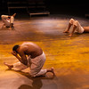 """Student Theater production of """"The Brothers Size"""" at SUNY Buffalo State."""