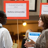 Graduate School Fair at Buffalo State.