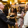 Manners Matter etiquette dinner at Buffalo State College.