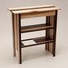 Emily Beresford's table  from Sunhwa Kim's Wood Design class at SUNY Buffalo State.