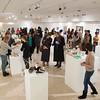 Fine Art and Design Student Art Sale at SUNY Buffalo State.