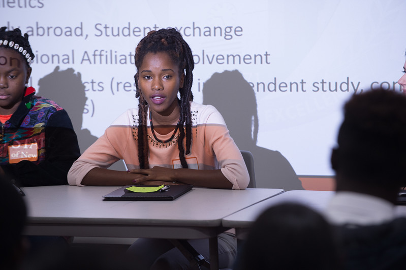 Beyond the Bachelor's Degree: Student Professional Development Conference presented by the Educational Opportunity Program (EOP) at SUNY Buffalo State.