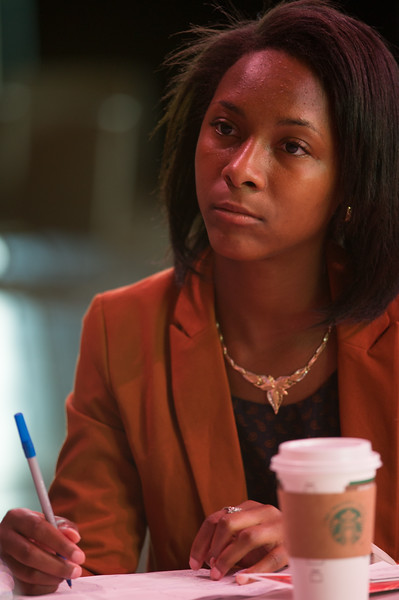"""""""Professional Roundtable Conversations"""" in criminal justice presented by the Alumni Association at SUNY Buffalo State."""