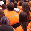 First-Year Convocation and orientation at SUNY Buffalo State.