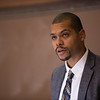 """""""The Complexity of Racial Identity: African vs. African American"""" talk by Dr. Steve Perazo, Department of History at Buffalo State College."""