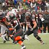 Homecoming football game vs. St. John Fisher at SUNY Buffalo State.