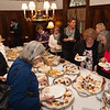 Buffalo Federation of Women's Clubs Tea at the President's House at SUNY Buffalo State.