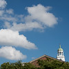 Rockwell Hall bell tower at Buffalo State College.