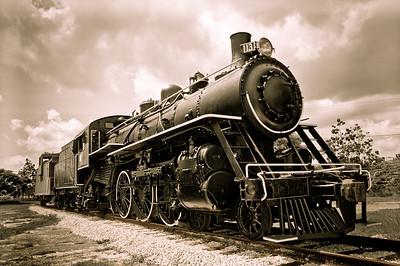 Old Train, Gold Coast Train Museum
