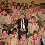 2005-10-17 - Fire Marshall at Troop Mtg