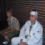 2007-05 - Pearl Harbor Survivor / Troop Meeting