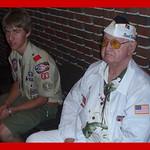 2007-05 - Pearl Harbor Survivor / Troop Meeting