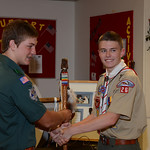 2012-09-24 - SPL/LC Investiture