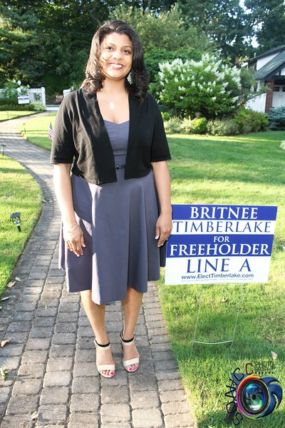 AUGUST 14TH, 2014:TIMBERLAKE FOR FREEHOLDER - HOSTED BY BLUEWAVENJ'S MARCIA MARLEY